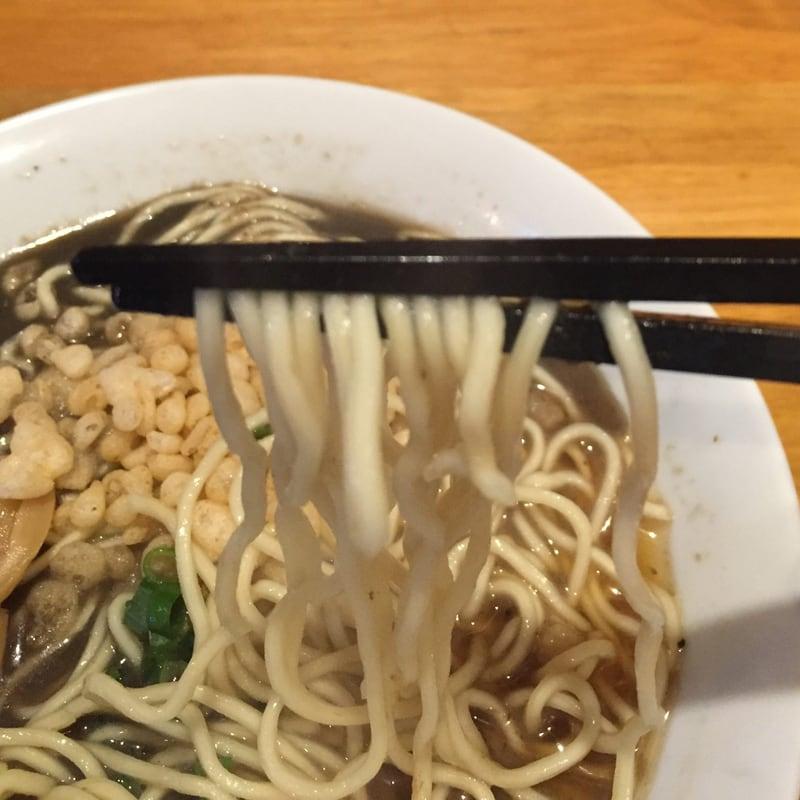 自家製麺佐藤 たぬき中華