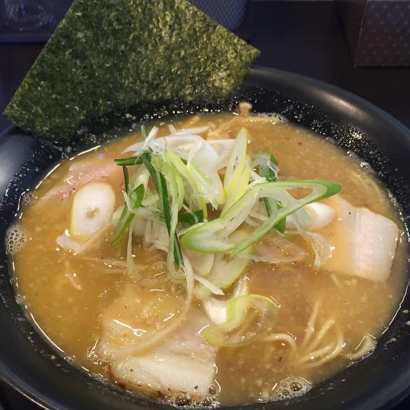 麺屋蓮 濃厚醤油