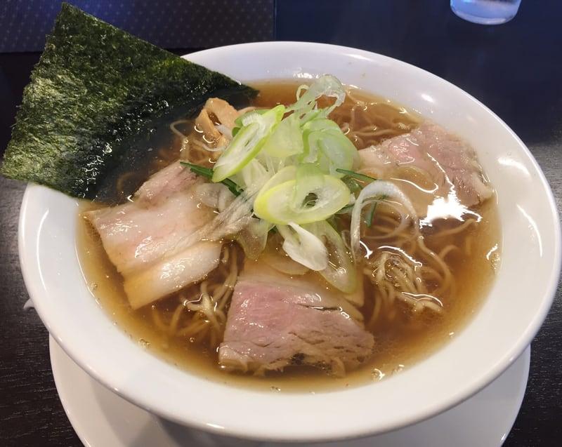 麺屋蓮 中華蕎麦