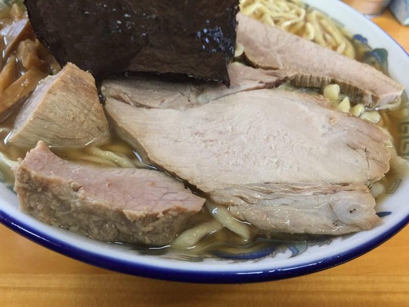 ケンちゃんラーメン秋田店 中華そば うすぬき