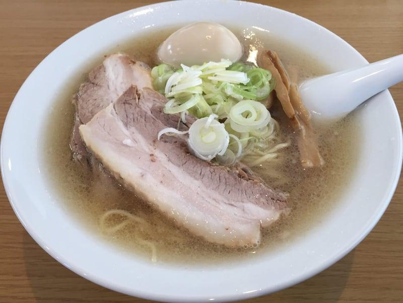 自家製麺 麺や二代目 夜来香 中華ソバ こってり背脂