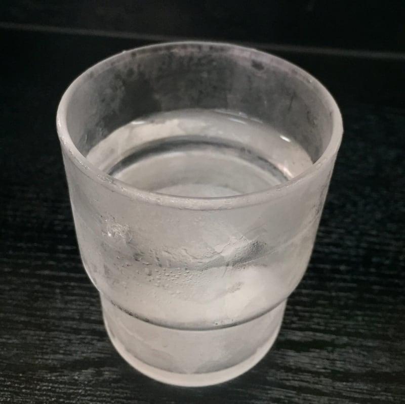 らーめん亭 美香味 水コップ