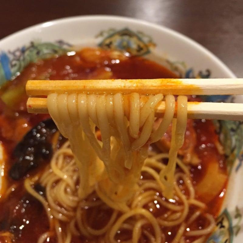 カジュアル中華 しらかば苑 ラージャン麺