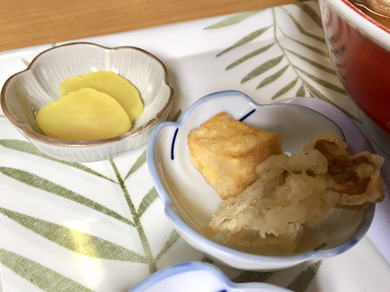 高田屋食堂 小鉢