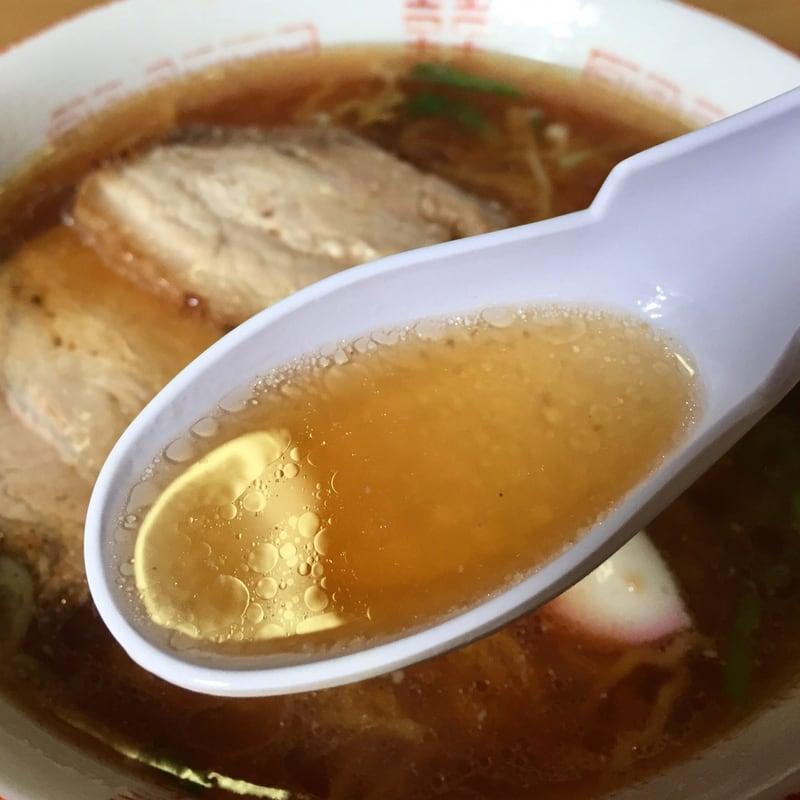 高田屋食堂 醤油ラーメン