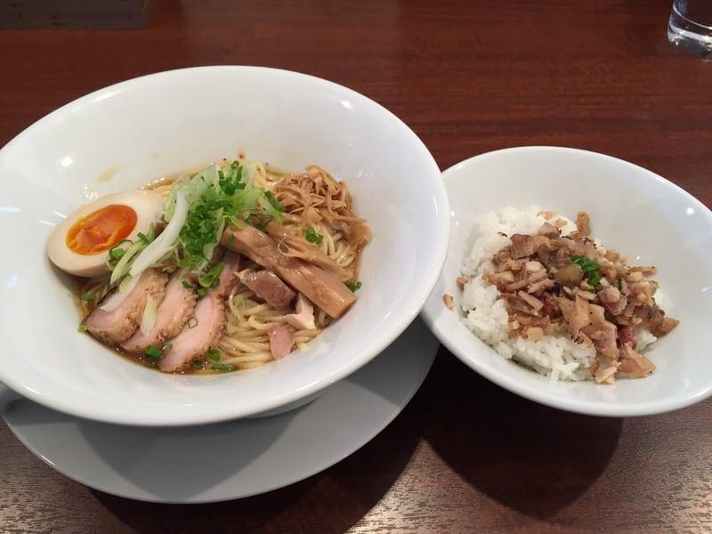 柳麺 多むら 外旭川店 まぜそば&肉めし