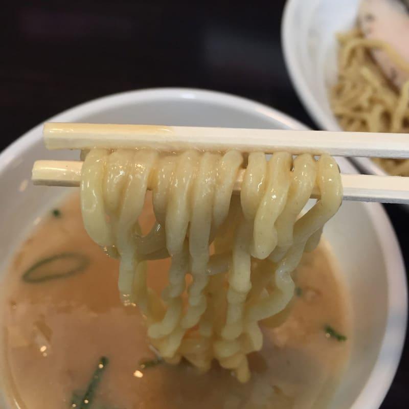 麺屋 満開 鶏白湯つけ麺