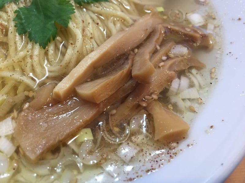 自家製麺 麺や二代目 夜来香 花椒香る鶏塩ソバ