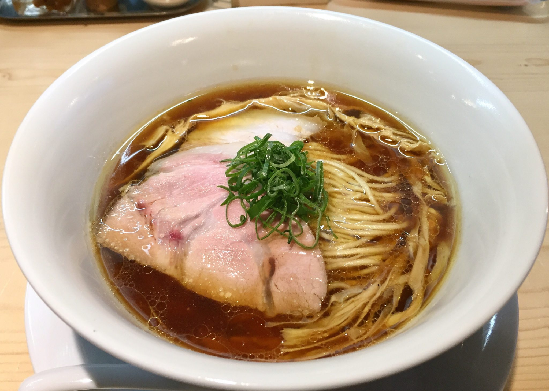 Ramen RyuGuJo(ラーメン 龍宮城) 地鶏そば