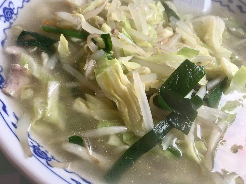 紅蘭 タンメン