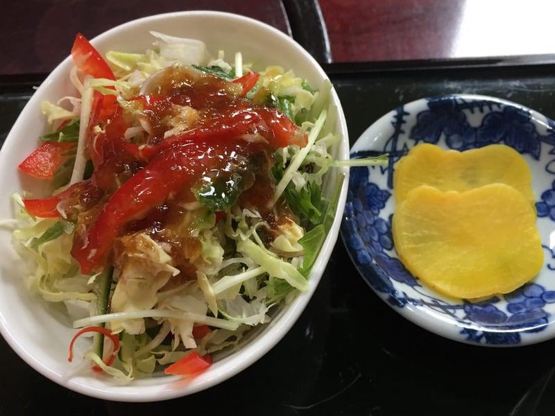 焼肉みつなし サラダ