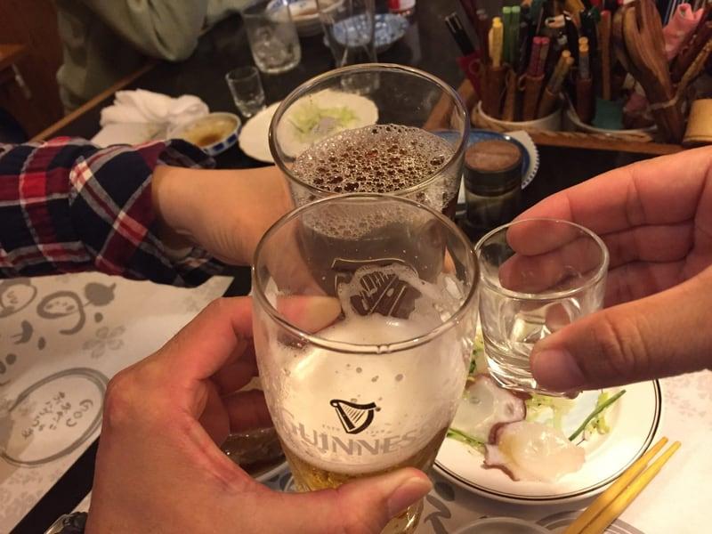 居酒屋 日本海 乾杯