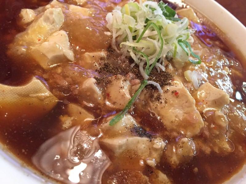 選べる定食屋 夢盛亭 麻婆麺