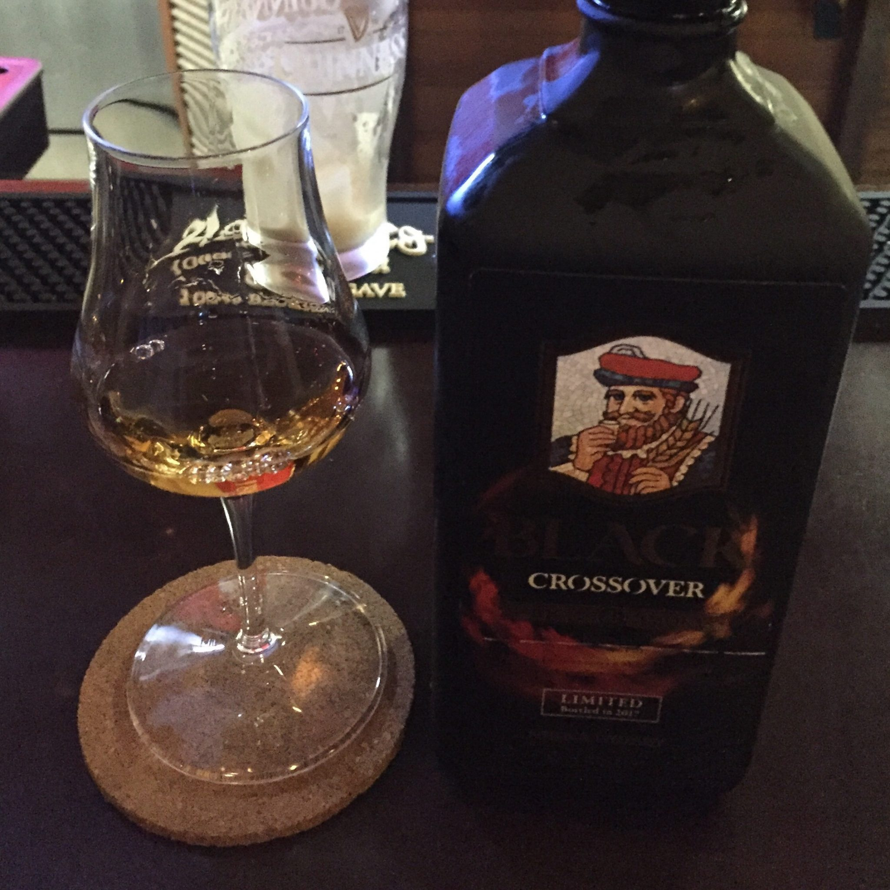 Cocktail&WHISKY LADY      ブラックニッカ・クロスオーバー