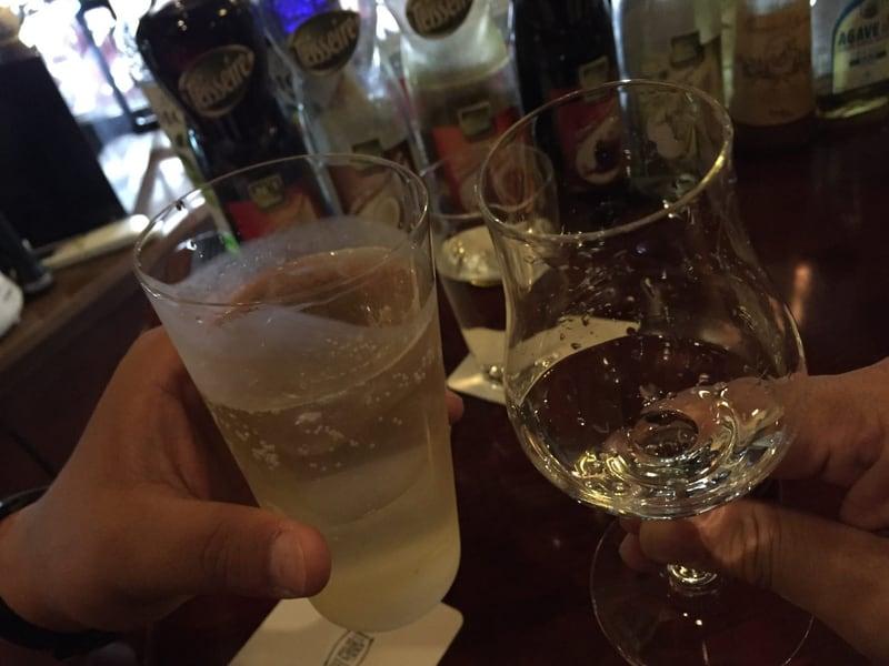 BAR USHIO 乾杯