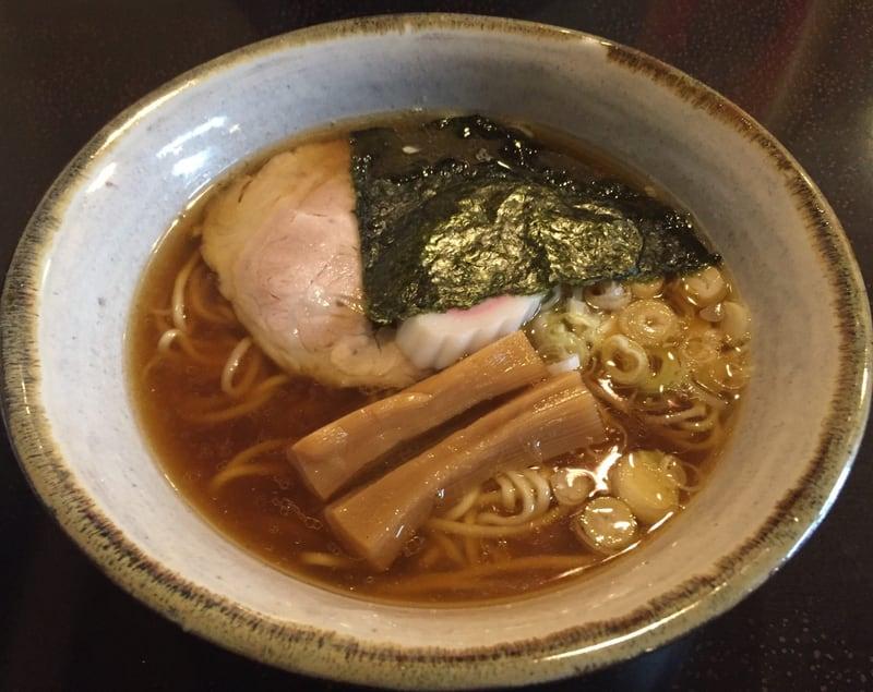 らーめん酒場 八甲田食堂 醤油らーめん