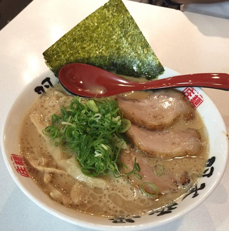 羽釜豚骨 麺屋庄太@津軽ラーメン街道 羽釜豚骨らぁ麺