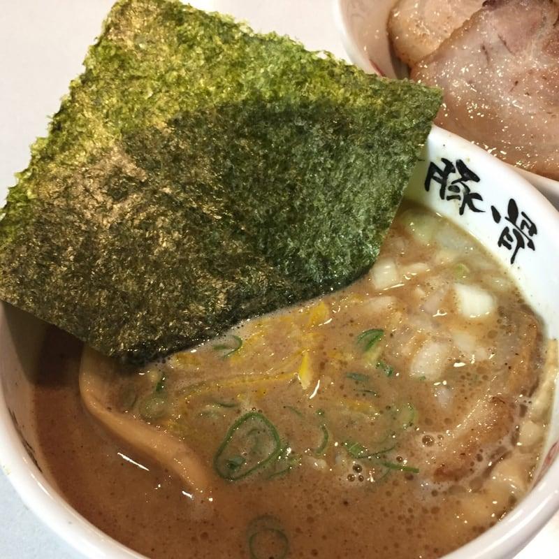 羽釜豚骨 麺屋庄太@津軽ラーメン街道 魚介豚骨つけ麺
