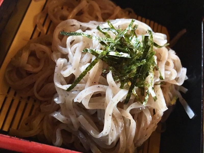 農家レストラン ゆう菜家 美人三色めんざるセット 古代米麺