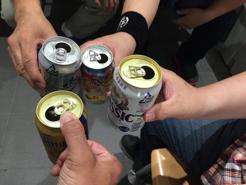 湯沢駅0次会