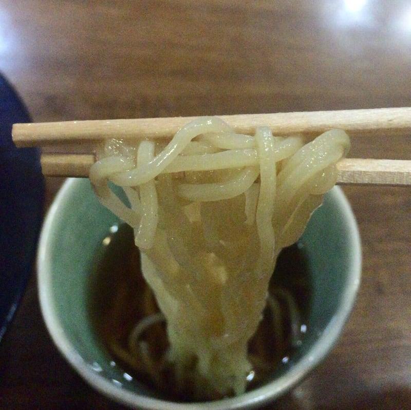 和食・喫茶かすみ 冷しラーメン