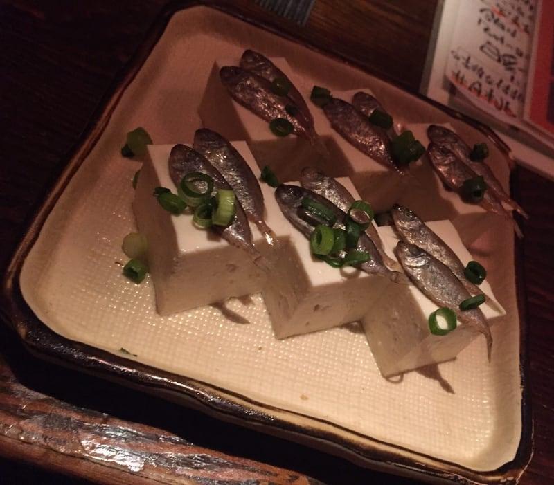 沖縄泡盛天国 クースバー月桃 スクガラス豆腐