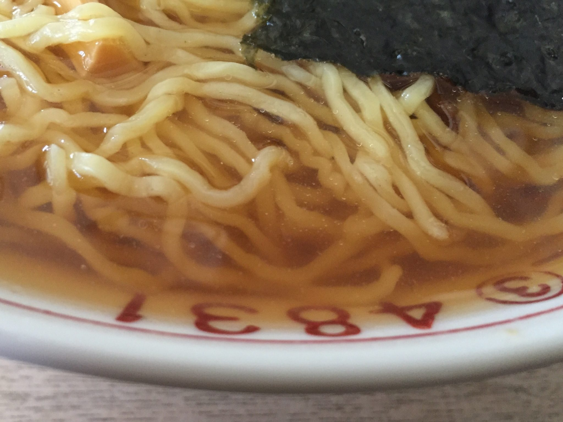 竹駒 中華そば