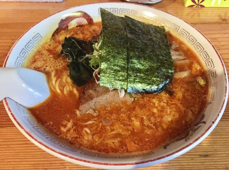時代屋 酸辣湯麺