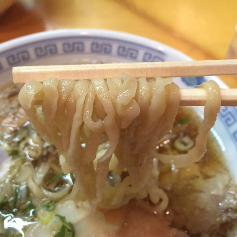 中華そば 雲ノ糸 中華そば こってり 細麺