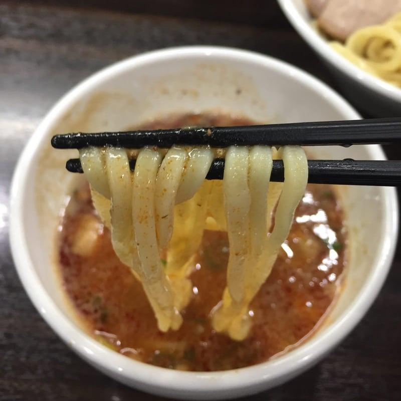 打ち立て中華そば 自家製麺5102 辛つけ麺