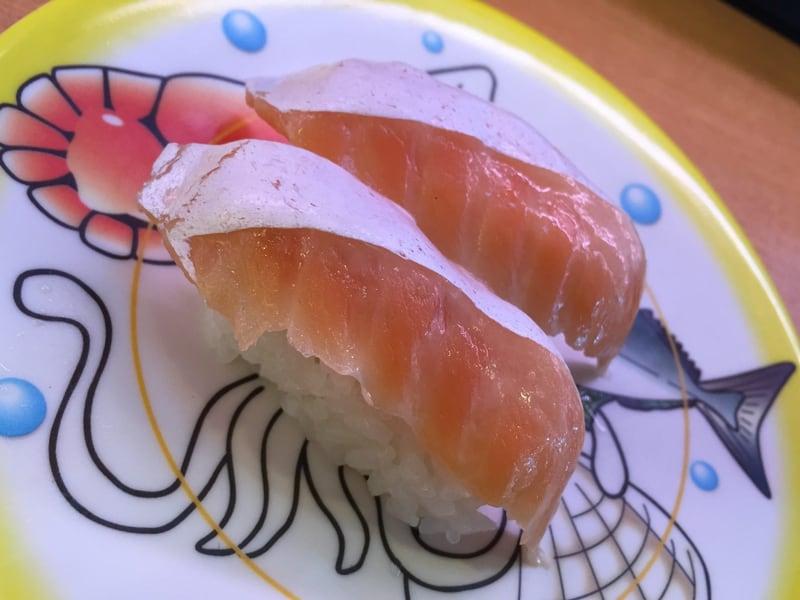かっぱ寿司 秋田広面店 とろサーモン