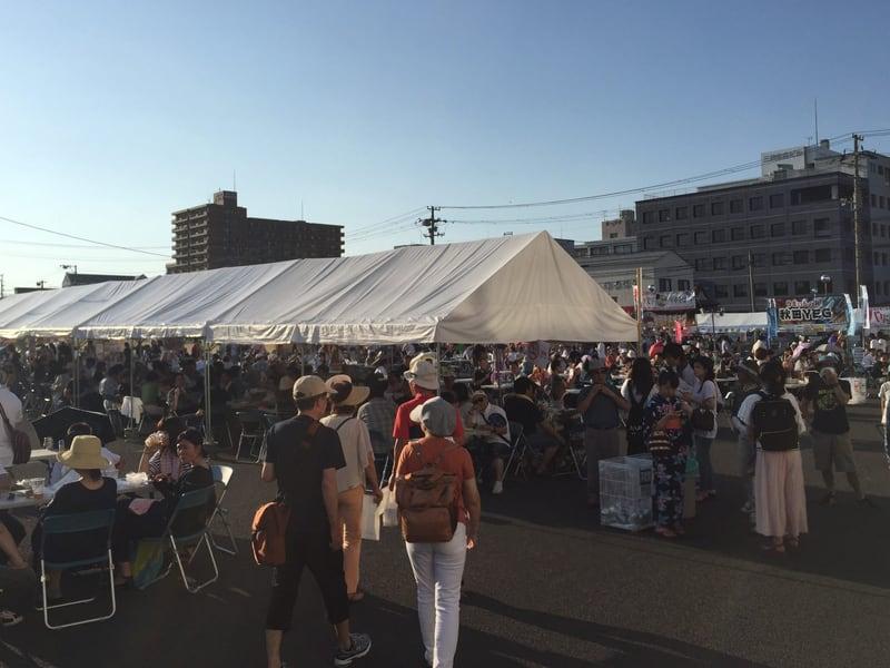 秋田竿燈まつり2017 秋田ご当地グルメフェスティバル