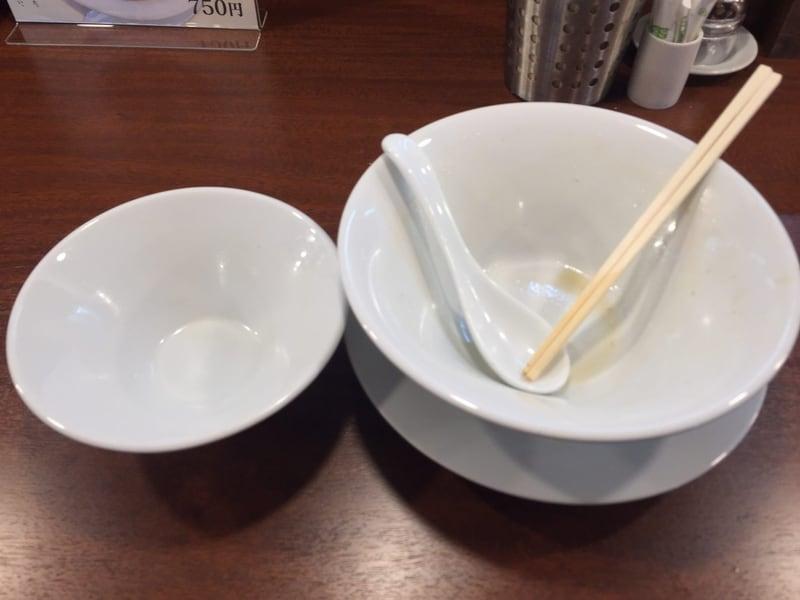 柳麺 多むら 外旭川店 焦がしねぎの醤油ラーメン&肉めし