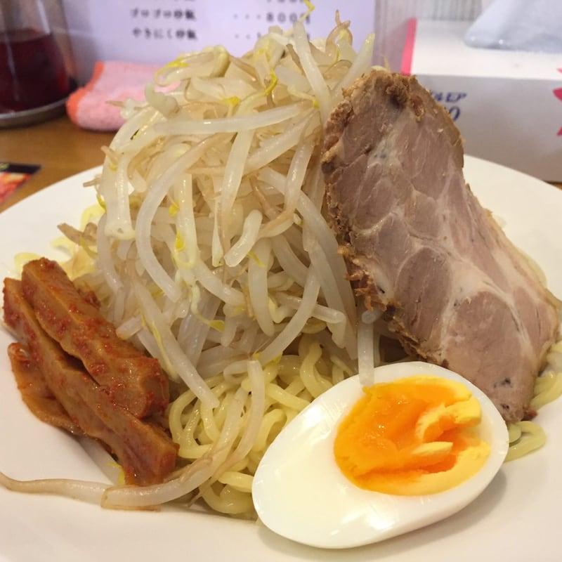 四代 芹澤 つけ麺(醤油)