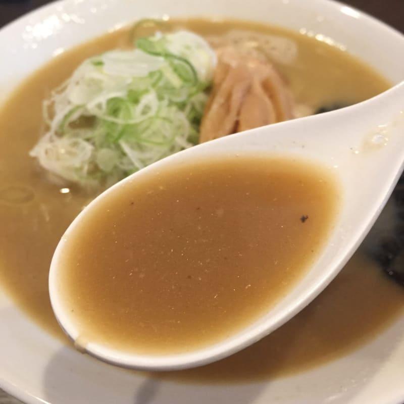 麺屋 成天 煮干中華そば(こってり)