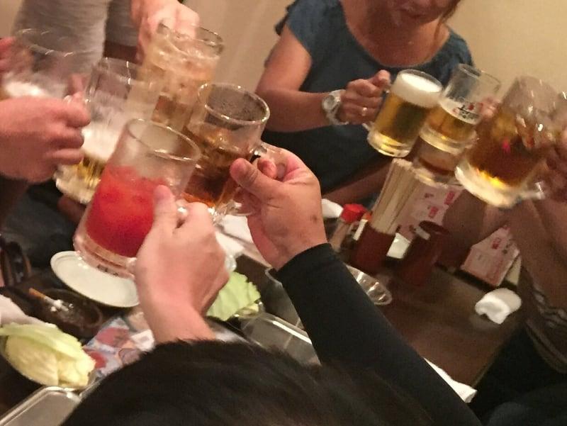 おおまがり大ラーメンフェス2017 SUSURU君 打ち上げ