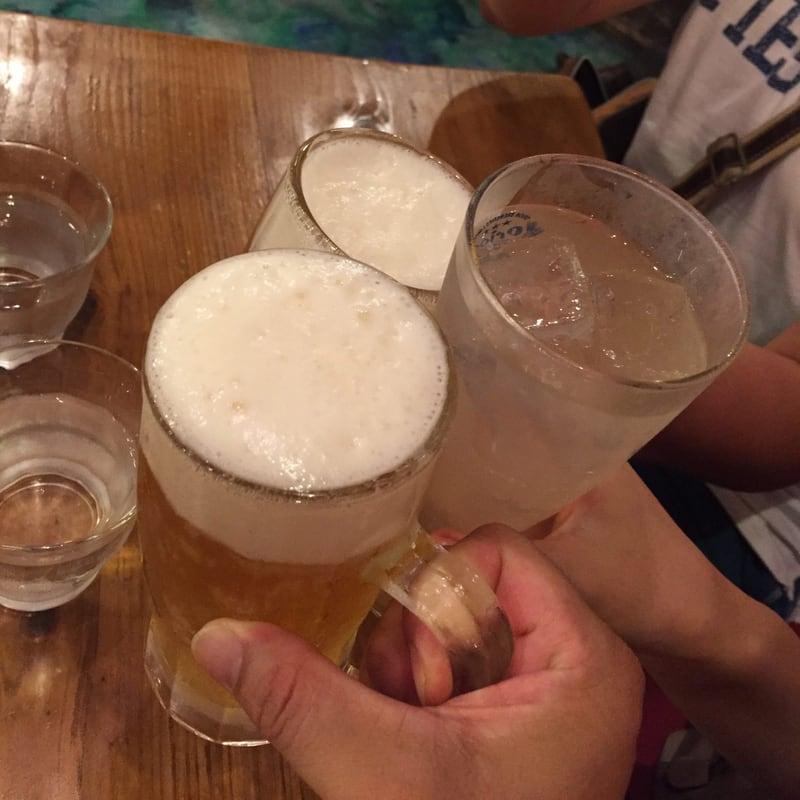 JUNBO STEAK HAN'S 国際通り店 乾杯
