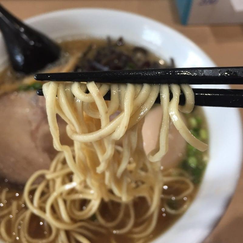 MONCHAN RAMEN SHUN(もんちゃんラーメン シュン) 豚骨ラーメン(醤油)