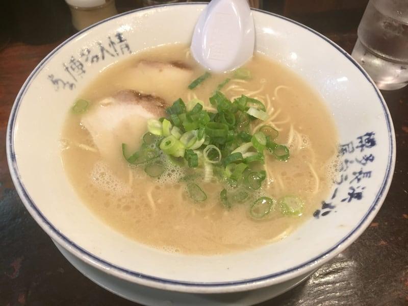 あぁ博多人情 秋田店 ラーメン