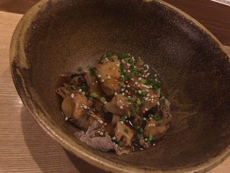 小料理 すず乃 豚肉の舞茸餡掛け?