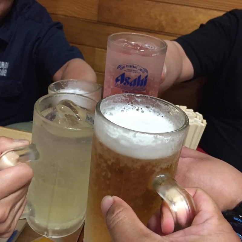 万松 乾杯
