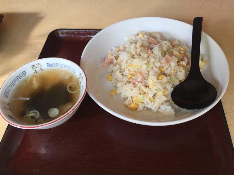 久米食堂 チャーハン 炒飯