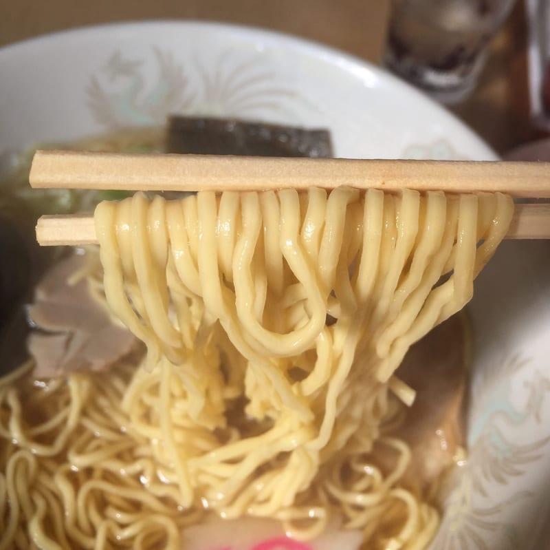 久米食堂 中華そば 自家製麺