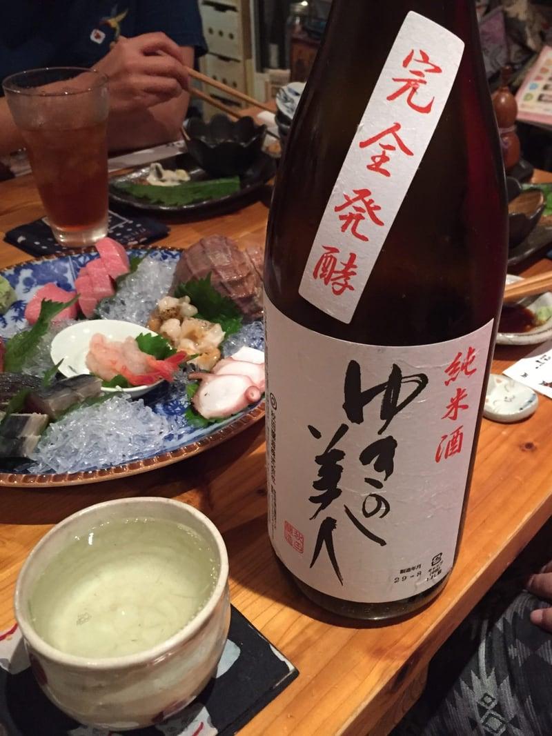 はざど@秋田市大町 日本酒 ゆきの美人