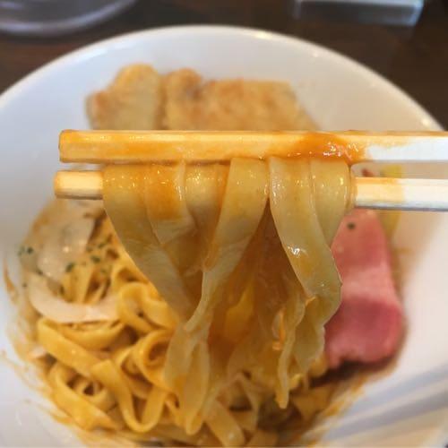 NOODLE SHOP KOUMITEI(香味亭) ナポリタンまぜそば