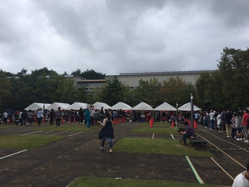 酒田のラーメンexpo 2017 in東北公益文化大学
