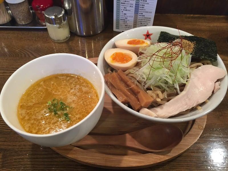 ラーメン男寿狼 鶏骨煮干つけ麺