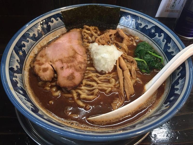 麺屋 葵 魚介豚骨ラーメン