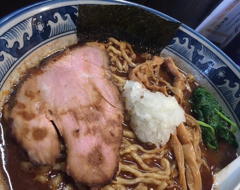 麺屋 葵 魚介豚骨ラーメン 具