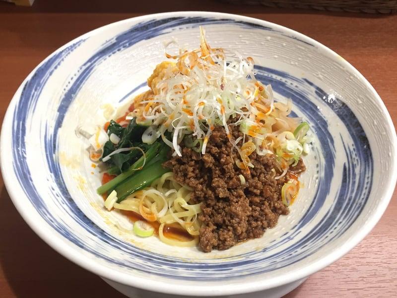 ラーメン123(HIFUMI) 汁なし担々麺